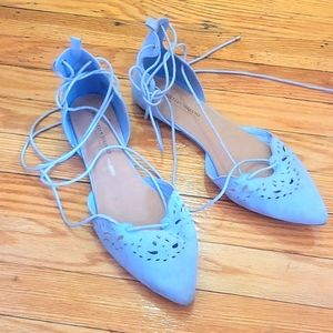 Christan Siriano Pointed Flats